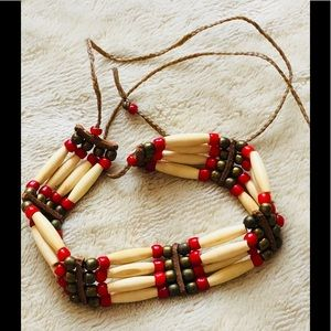 Apache Chocker Necklace for sale